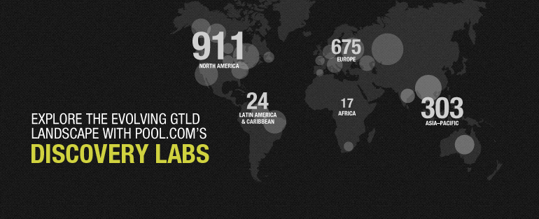 Explore the evolving gTLD landscape with Pool.com's Discovery Labs